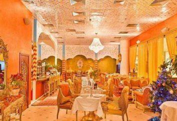 """""""Taj Mahal"""", um restaurante (Moscou): fotos e comentários"""