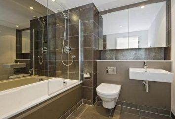 bagni interni con WC: consigli su design e decorazione