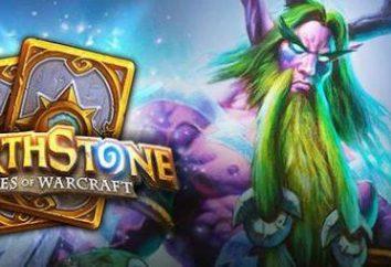 """O deck superior de """"Ramp Druid"""": descrição da estratégia de jogo"""