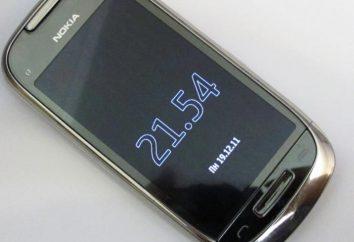"""""""Nokia C7"""": Telefon i opinie"""