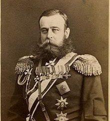 Biografía: general Skóbeliev Mihail Dmítrievich
