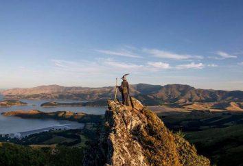 El fotógrafo viaja a Nueva Zelanda a Gandalf el traje, y sus imágenes son hermosas!