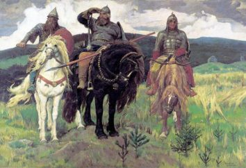 Rus Legacy: proverbios sobre el poder heroica