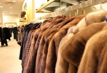 Où à Moscou pour acheter un manteau de fourrure? manteaux de vison bon marché à Moscou