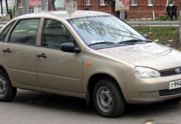 """VAZ """"Kalina 1118"""": przegląd auto i specyfikacji"""