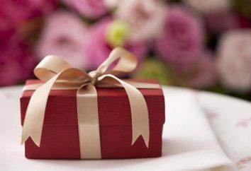 Que dar a una mujer de 40 años que lo tiene todo? Cómo felicitar a bajo costo pero de buen gusto? Regalo a una mujer de 40 años (un colega). favorito regalo para 40 años