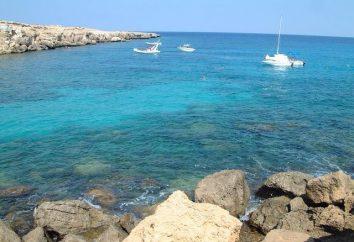 Cape Greco, Cypr: opis, zabytki, ciekawostki i opinie