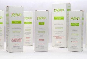 """cosméticos dermatológicos """"Dzhoyskin"""": comentários"""