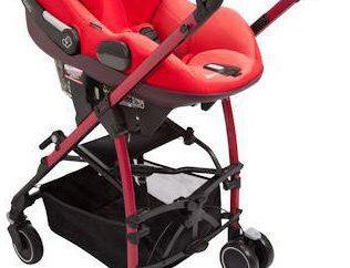Carrinhos de bebé Maxi Cosi – uma selecção decente de mãe moderna