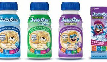 """""""Pediashur"""": comentários, instruções, preços. Comentários pais de fórmula infantil em pó """"Pediashur"""""""