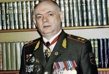 Savin Aleksey Jurewicz, Generał: A Biography. Metodologia A. Yu Savin i opinie o nim