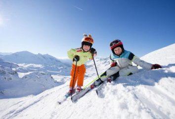 Jak wybrać narty dla dzieci?