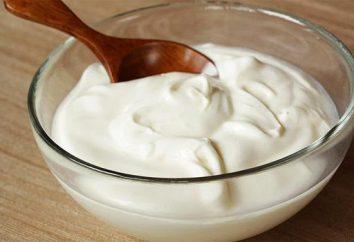 Calorie-Sahne 20% Fett. Vorteile und Produktschäden