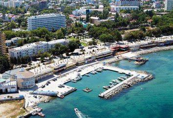 Hoteles baratos en Anapa en el mar con piscina