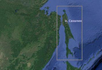 Minéraux Sakhaline: pétrole, du gaz et des métaux non ferreux et rares. Sakhaline soulagement