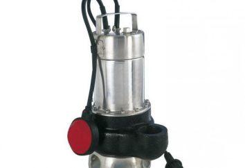 pompa di scarico con galleggiante: il principio di funzionamento e opinioni