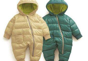 Kombinezony dziecięce Winter – niezawodna ochrona przed ciężkimi mrozami