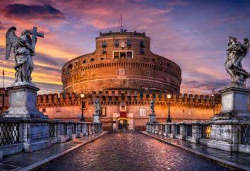 Castel Sant'Angelo a Roma: storia, descrizione, foto