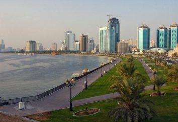 Hoteles 5 *: Royal Beach Resort & Spa, Emiratos Árabes Unidos, Sharjah. Descripción del hotel, comentarios
