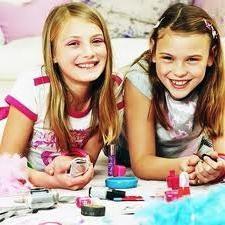 Make-up für Mädchen: Tipps