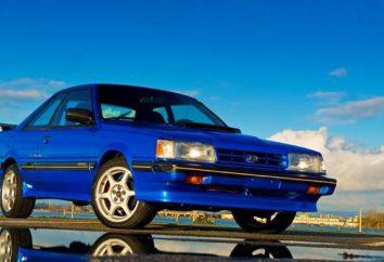 « Subaru Leone »: les caractéristiques techniques de toutes les générations de la voiture compacte japonaise