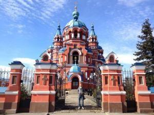 Tempio ortodosso russo: Irkutsk, Kazan Chiesa