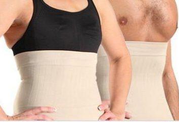 ¿El cinturón ayuda a perder peso del vientre?