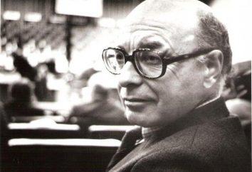 Bronshteyn David Ionovich: Soviet szachowy arcymistrz i pisarz