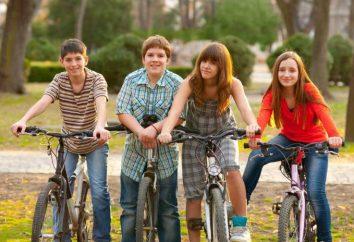 Głównym etapem w rozwoju człowieka jako jednostki, lub co jest adolescencja