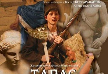 """Taras na Parnasie"": podsumowanie. Konstantin Verenitsyn ""Taras na Parnasie"""