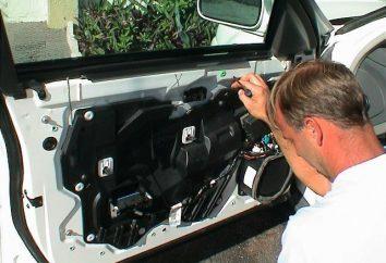 Cómo hacer que la ventana de reparación de automóviles modernos?