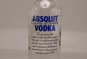 une reconnaissance mondiale de la qualité suédoise: la vodka Absolut