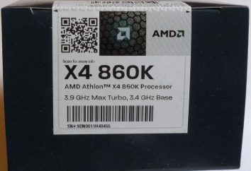 AMD Athlon 860K Specyfikacja Procesor i opinie