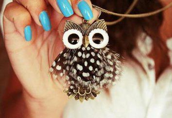 """Suspension """"Owl"""": Eigenschaften und Foto"""
