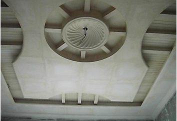 Hauteur de plafond dans le Khrouchtchev: la disposition inhabituelle