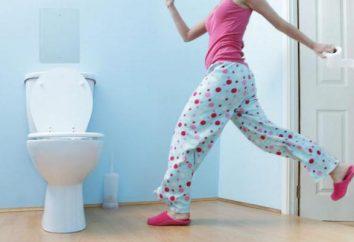 Pourquoi rêve de diarrhée, ce qui laisse présager la douleur?