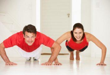 Un programa de entrenamiento casero eficaz para principiantes
