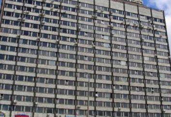 """Hotel """"Sputnik"""" (Moskwa): adres, jak dojechać, zdjęcia i opinie"""