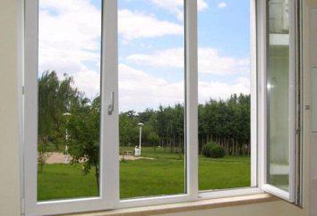 El ajuste de ventanas de PVC en el hogar