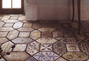 Piękne podłogi: Charakterystyka pomysłów podłogowe