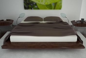 Come scegliere e come mettere il letto in camera da letto