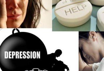 """A droga """"sertralina"""": instruções de uso, efeitos colaterais, revisões médicos"""