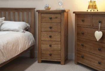 Narrow commode – un mobilier confortable pour tous les intérieurs