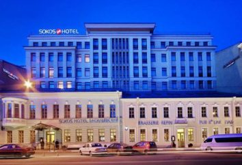 """""""Sokos Hotel Vasilievsky"""" Saint-Petersburg: zdjęcia i opinie"""
