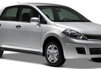 """""""Nissan Tiida"""": opinie, wady i problemy. samochody"""