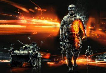 Battlefield 3 Origin. O jogo Battlefield 3. Não executar Battlefield 3 Origem