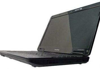 Notebook Review eMachines E725