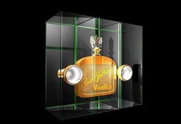 La vodka più costosa al mondo, tutta la bevanda élite e il suo produttore