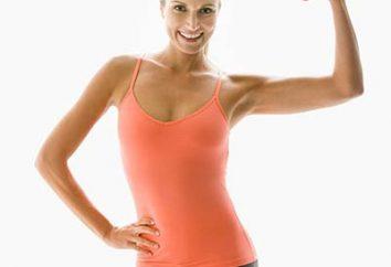 Comment construire des muscles du bras pour 1 jour: exercices efficaces
