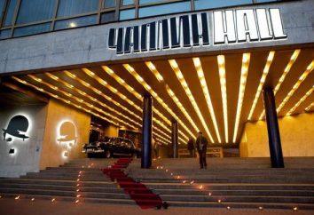 """Ristorante """"Chaplin Hall"""" di San Pietroburgo. Recensioni degli utenti"""